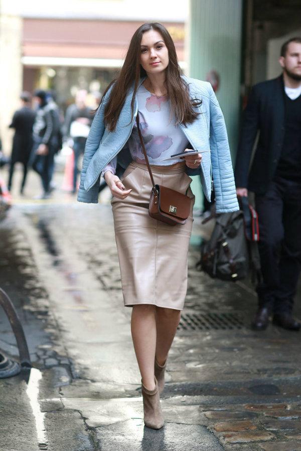 PFW Street Style Day Three Kako izgledaju posetioci Nedelje mode u Parizu