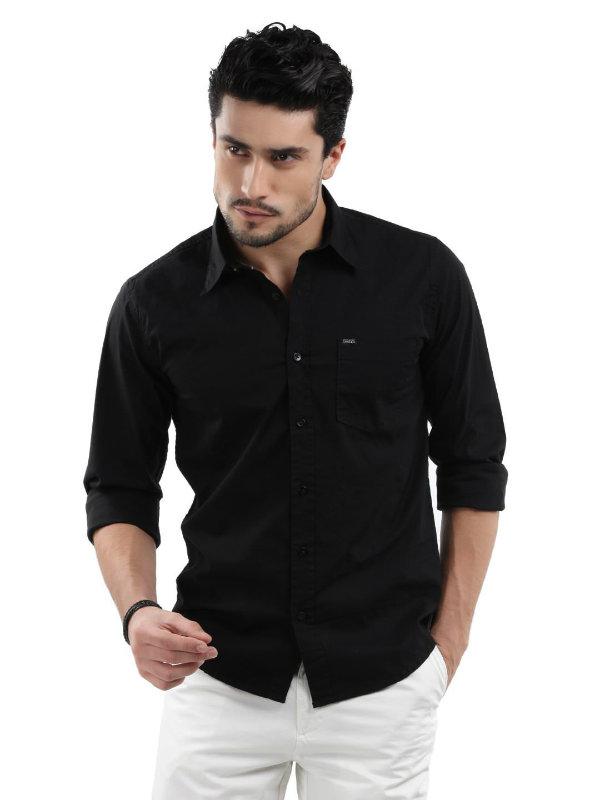 Pepe Jeans Men Busker Black Shirt f15ed50499fc08827ae35531ac8e9b92 images 1080 1440 mini Ovakve košulje mora imati svaki muškarac