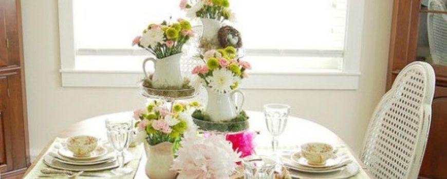 Proleće na stolu