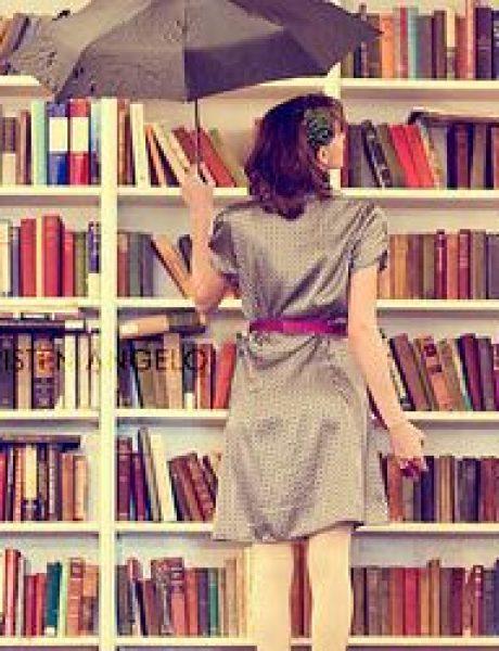 Razlozi da iz realnosti bežite u… knjige