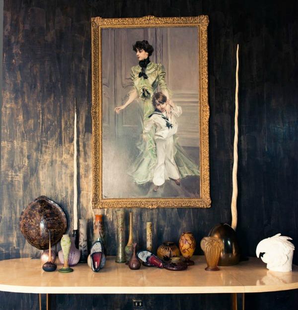 Robert kavali slika  Zavodljiv enterijer doma Kavalijevog sina: Robert Kavali