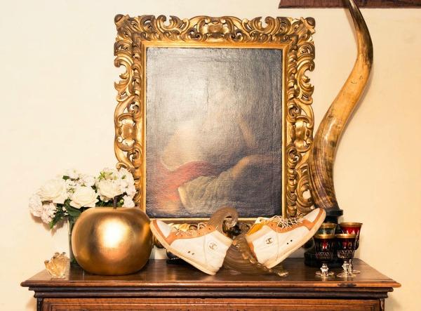 Robert kavali umetnost i moda  Zavodljiv enterijer doma Kavalijevog sina: Robert Kavali