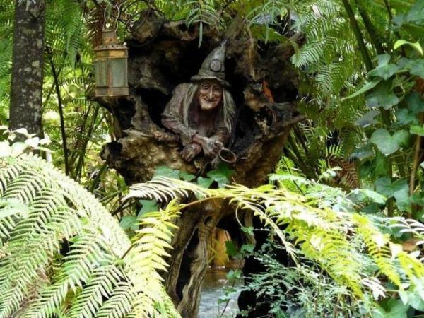Skulpture  Bruno Torfs 4  Brunova čarobna bašta