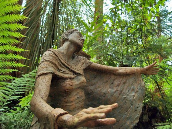 Skulpture  Bruno Torfs 6  Brunova čarobna bašta