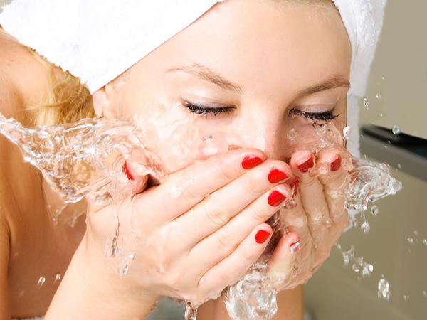 Slika 417 Prirodne maske za prolećno čišćenje lica