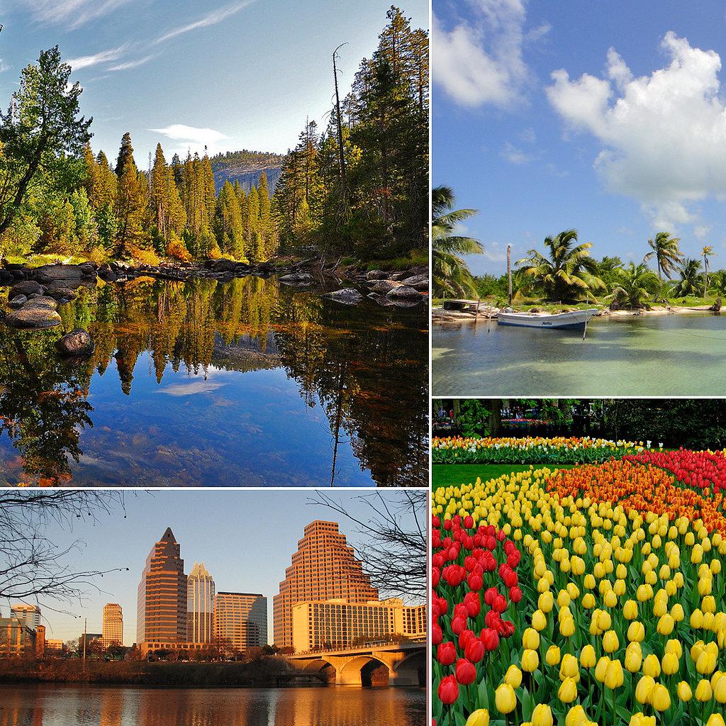 Spring Travel Destinations 10 znakova da ti je potreban odmor odmah!