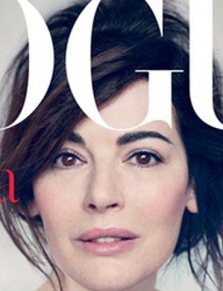 "Najdžela na naslovnici magazina ""Vogue"""