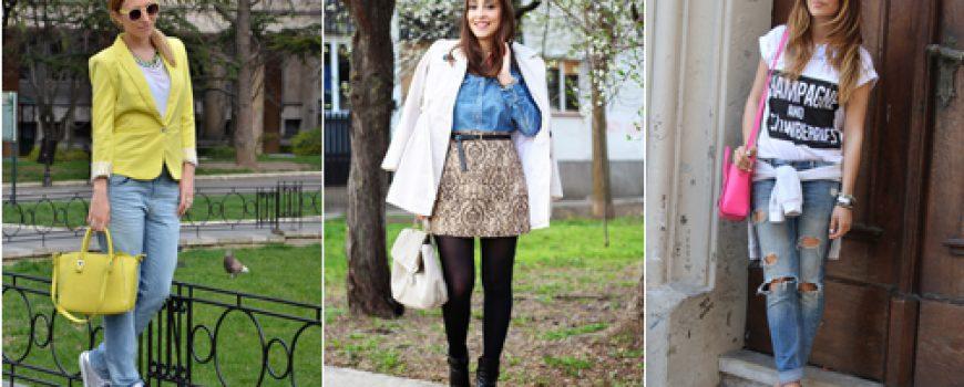 Modne blogerke: Najbolji modni stil nedelje