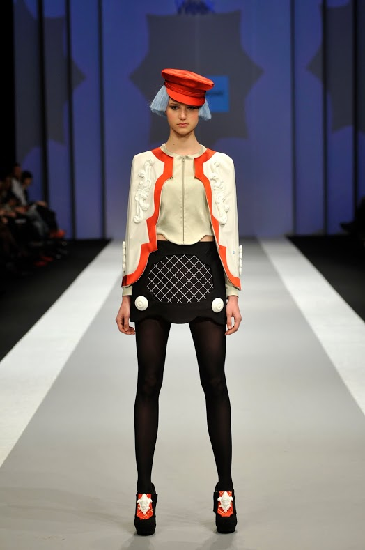 ana ljubinkovic BFW Design Collective 35. Perwoll Fashion Week: Drugo veče