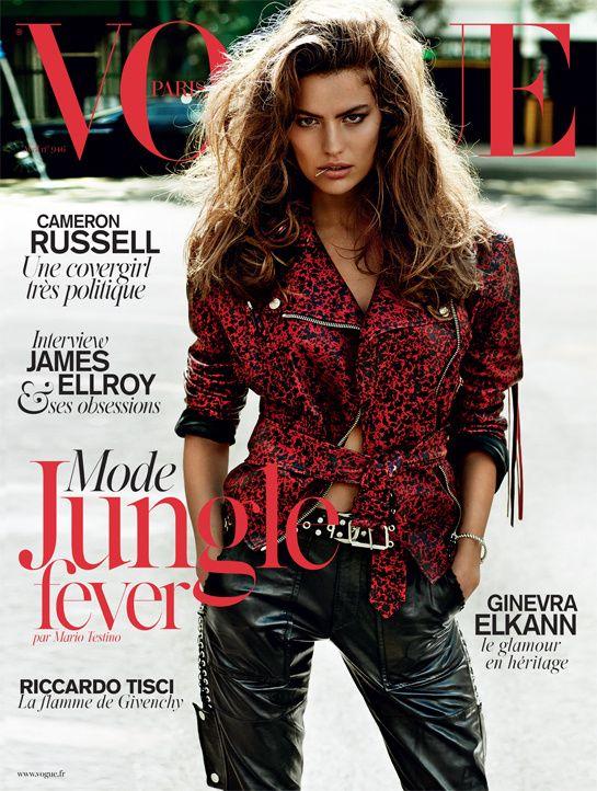 cameron russell vogue paris cover.jpg.pagespeed.ce .XhhPXP Yeh Ko je to dobio svoju prvu Vogue Paris naslovnicu?
