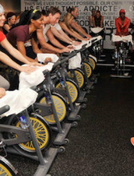 Vežbanje u grupi može biti neprijatno