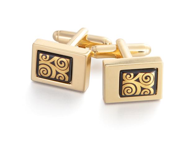 cufflinks 309 GK2 FreyWille: Kultni simboli muške elegancije