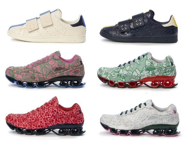embedded raf simons adidas originals sneakers 2014 Raf Simons i Adidas: Šarena saradnja