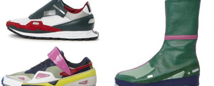 Raf Simons i Adidas: Šarena saradnja