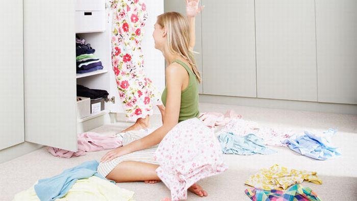 garderober Prolećno sređivanje garderobera