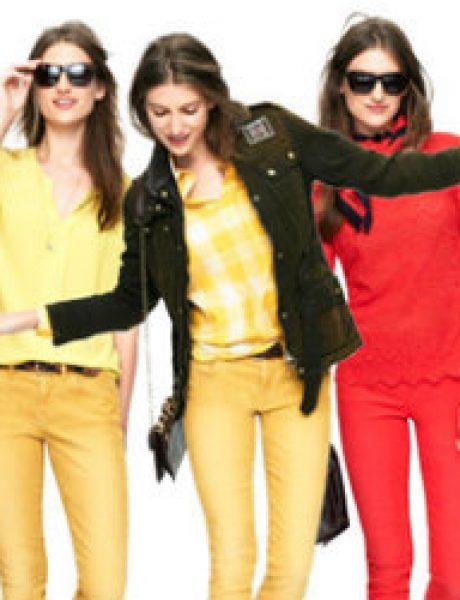 Modni trend: Isto ne mora biti dosadno