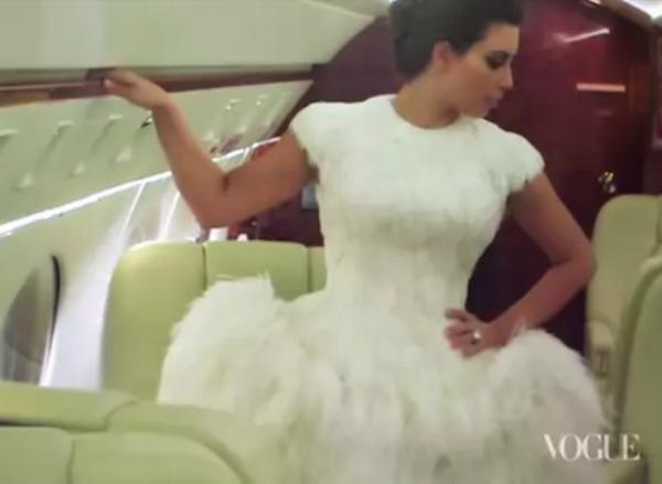 kim kardashian kanye west vogue north west 8 Ana Vintur konačno slikala Kim Kardašijan za naslovnicu magazina Vogue