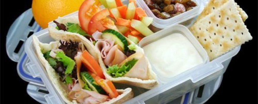 Spakujte sebi ručak i ne brinite o kilogramima!