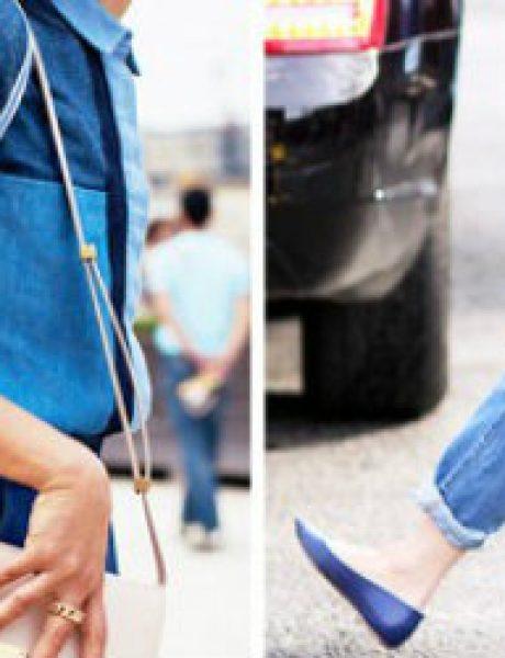 Street Style: Džins manija