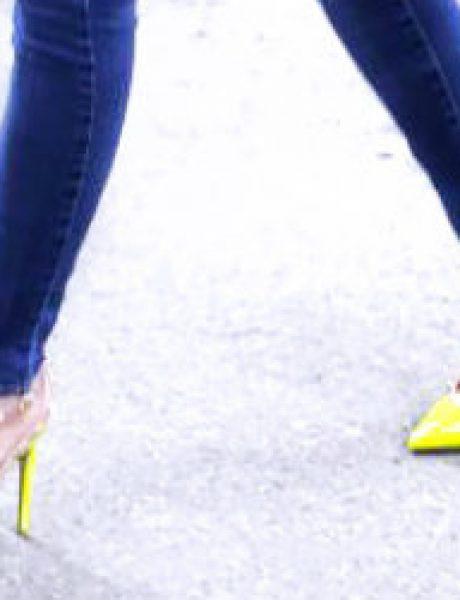 Kakve cipele nositi uz farmerke