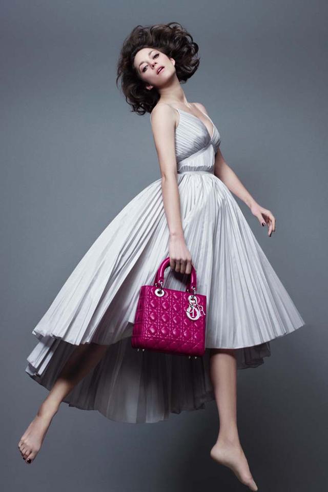 marioncotillard1 Ona je istinska Dior inspiracija
