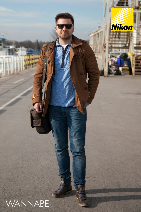 nikon4 JA SAM NIKON STYLE CATCHER: Koji je tvoj dress code?