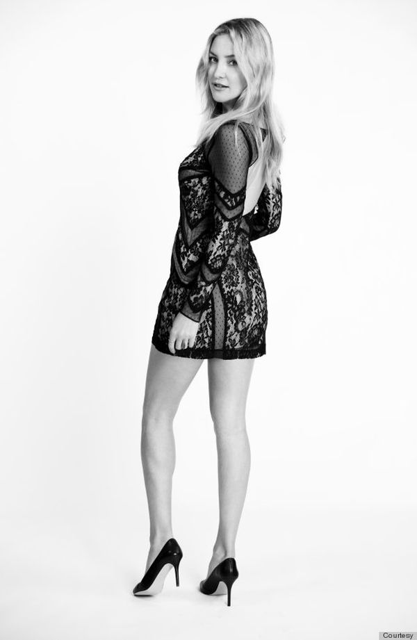 o ANN TAYLOR KATE HUDSON 2 570 Lansirana kolekcija malih crnih haljina Kejt Hadson