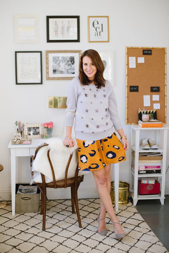 office space full inspiration bring art Ketlin Moran: Stan jedne urednice