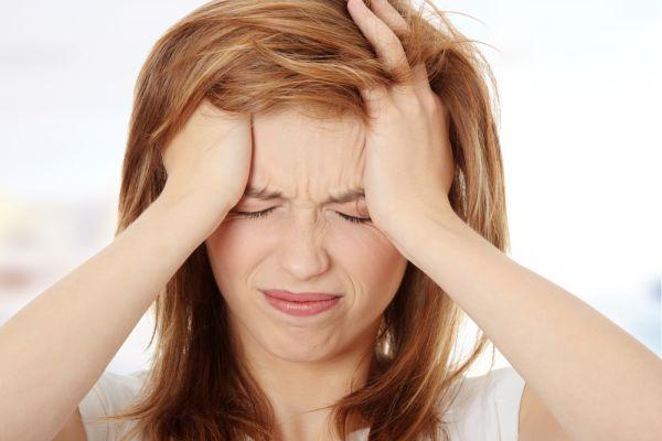 stressed woman adrenals Da li patite od zaraznog stresa?