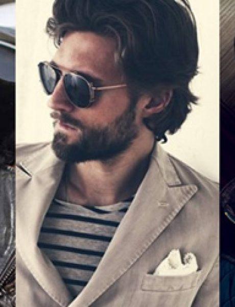 Muška moda: Naočare za sunce