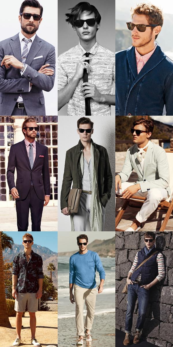 sungway Muška moda: Naočare za sunce