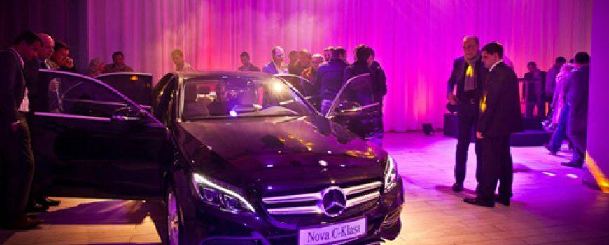 Nova Mercedes-Benz C-Klasa i GLA