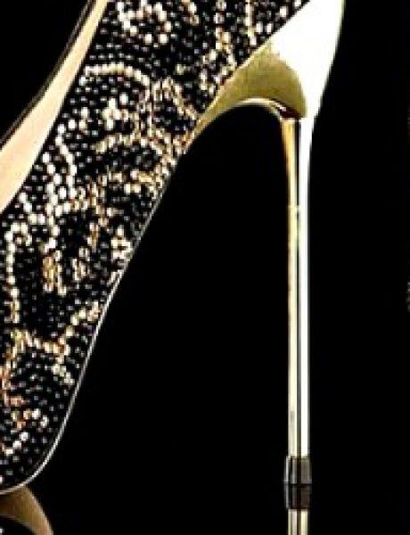 Modna opsesija dana: Cipele Kristina Hakimova posute kristalima