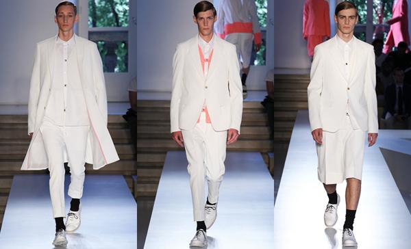 whiteall1 Muška moda: Belo na belo