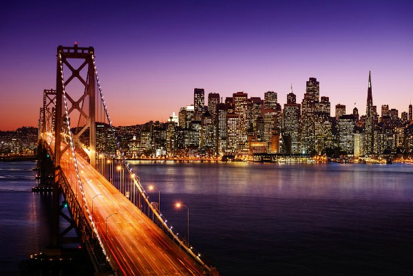 130 Čari San Franciska