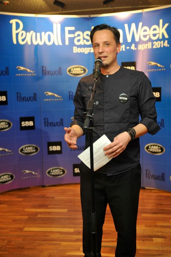 168 Svečana dodela nagrada povodom završetka 35. Perwoll Fashion Weeka