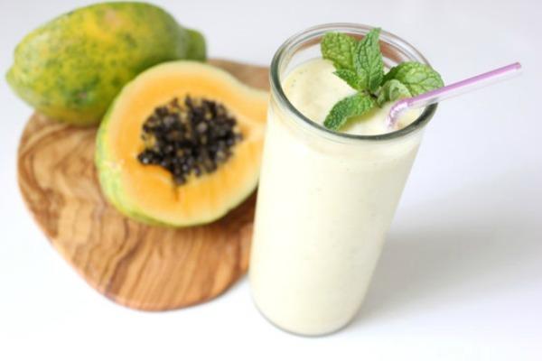 170 Brzo smuti smoothie od papaje