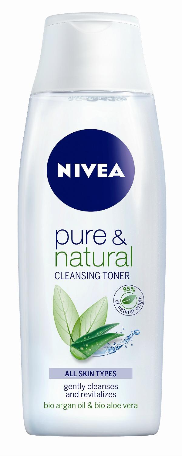 28 Nivea Pure & Natural: Prirodna nega kože lica tokom dana i noći