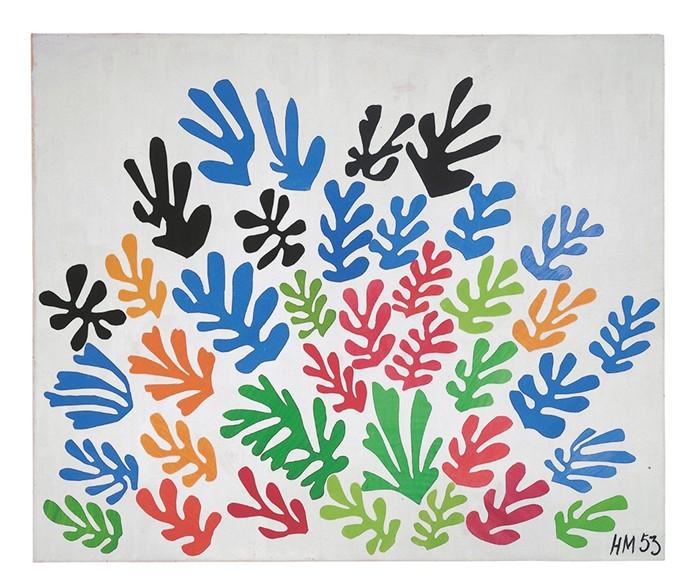 299412 Umetnik pod lupom: Henri Matis