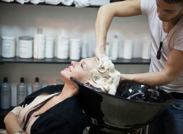 319 Kako negovati plavu kosu?
