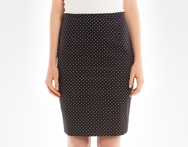 4 jacob Novi trend: Pencil suknja sa printom