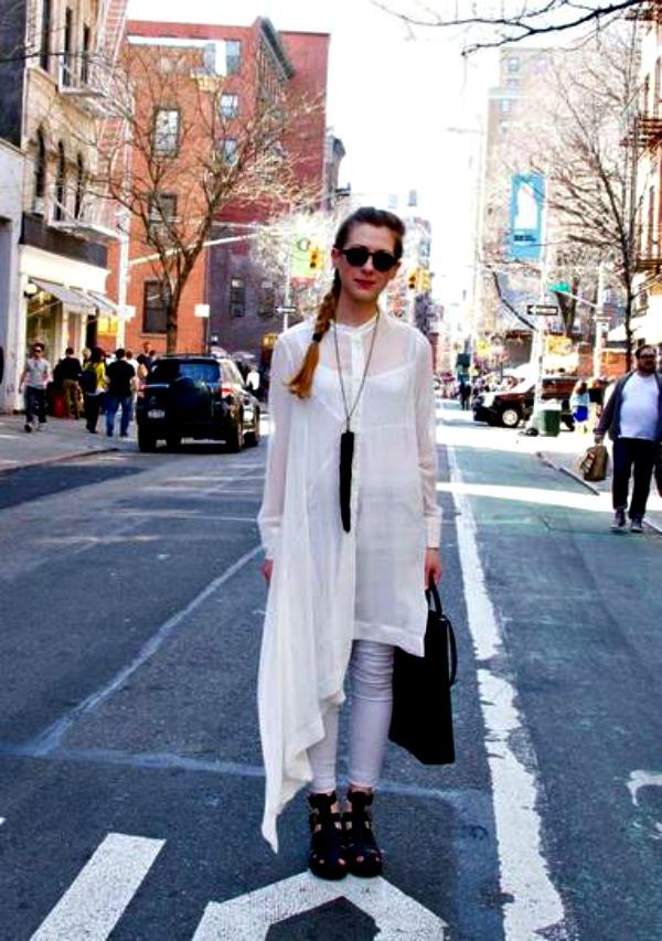 522 Street Style kombinacije: Caruju kombinezoni i cvetne haljine
