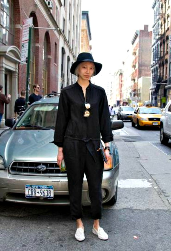 618 Street Style kombinacije: Caruju kombinezoni i cvetne haljine