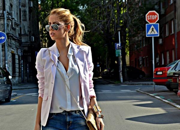 86 Modne blogerke i dalje najveća modna inspiracija mladima