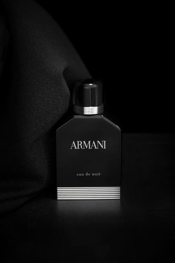 Armani eau de nuit Giorgio Armani: Novi muški miris Eau D'Arômes