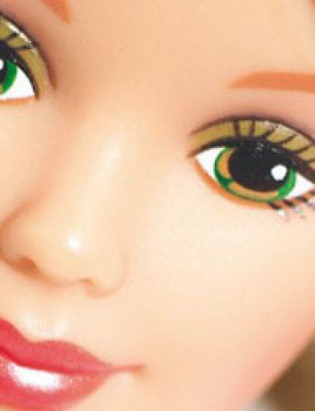 Kako izgleda Barbika bez šminke?