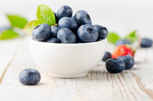 Blueberries 1 Lepota ulazi na usta: Hrana protiv starenja