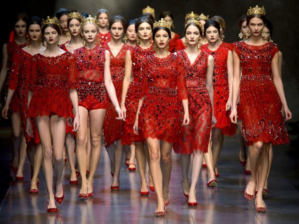 DG Show L Prekopirajte italijanski glamur