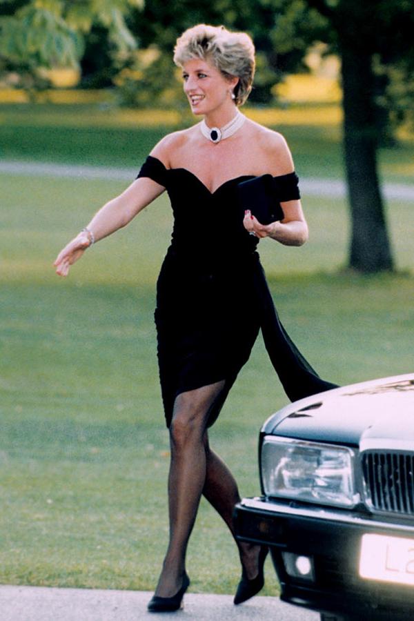 DIANA Najpoznatija mala crna haljina