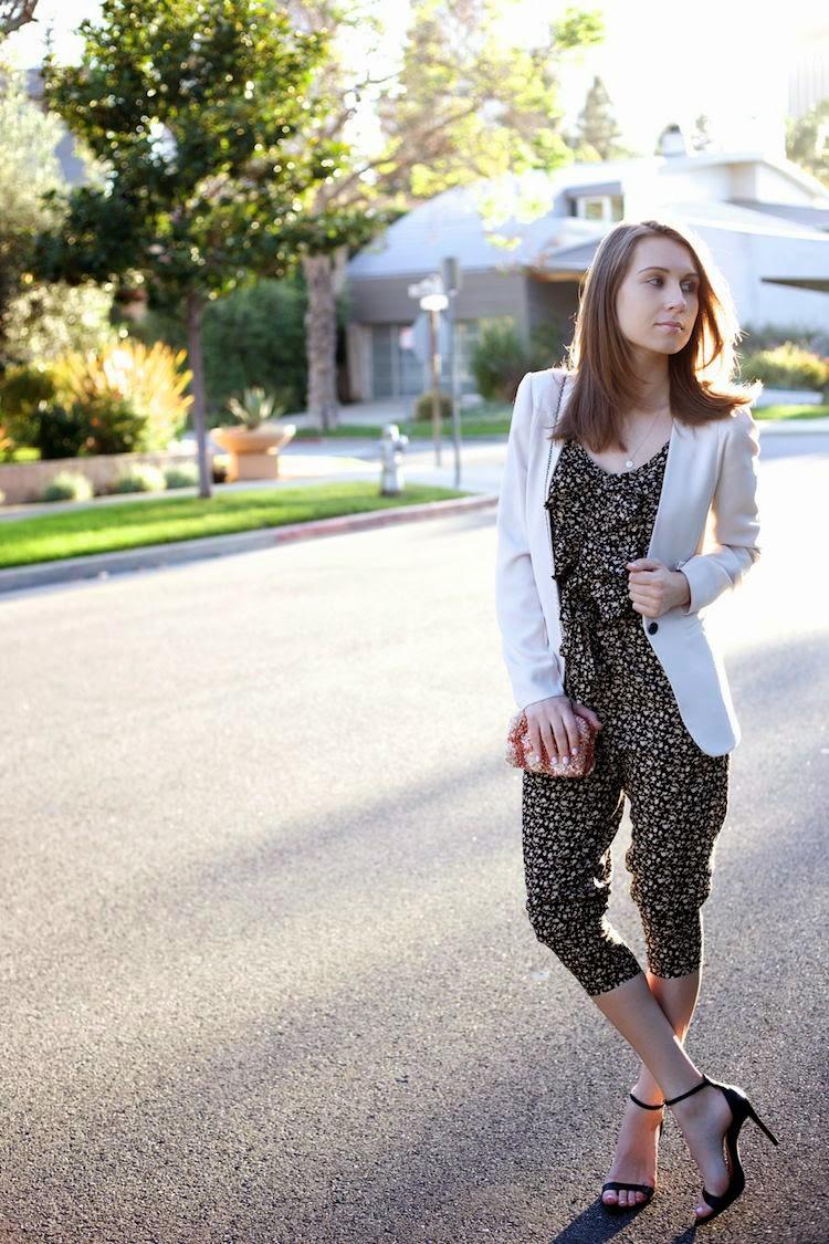 Diana Marks in Greylin Jumpsuit 1 Modne blogerke: Najbolji modni stil nedelje